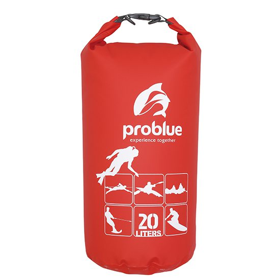 Dry                         Bag Red